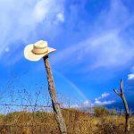 Cielo y sombrero - Luis Alejandro Sandoval Robles - 21 años - Villanueva, Zacatecas