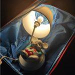 Mi lámpara de Mickey - Ana Carrillo - Jaén, España